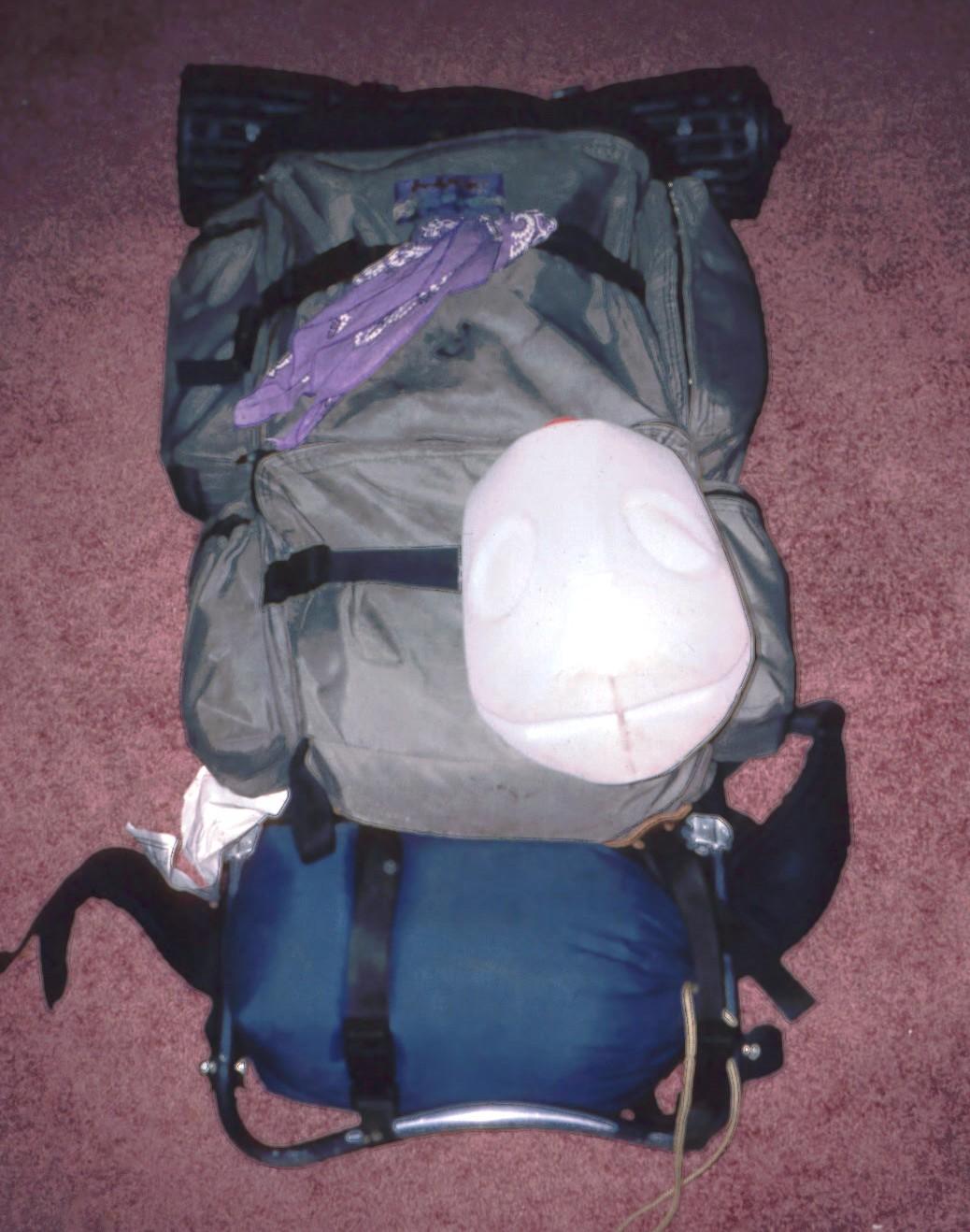 AT 1988 equipment assembled