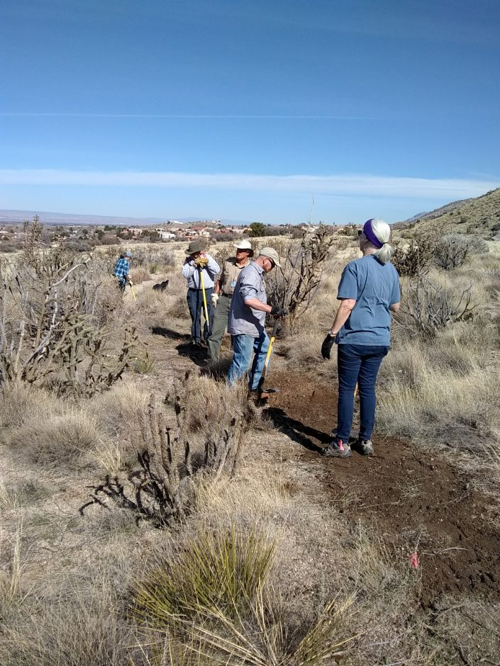 Foothills Open Space at Copper 2019